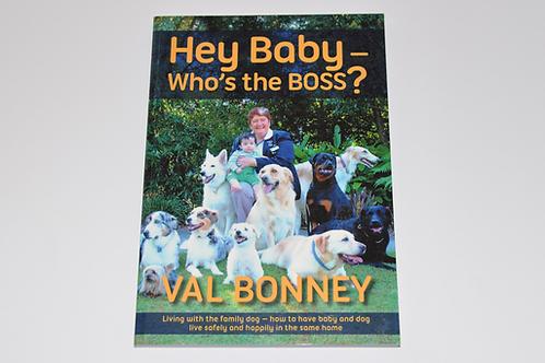 Hey Baby: Who's The Boss? E-Book (PDF)