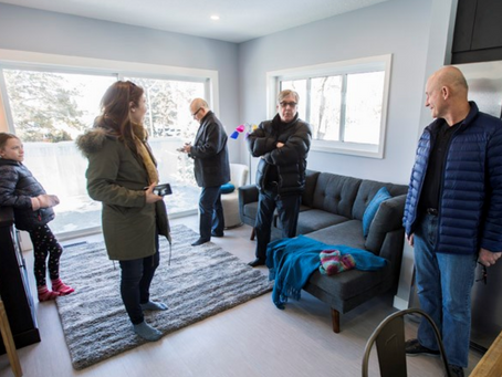 First garage suite opens in St. Albert