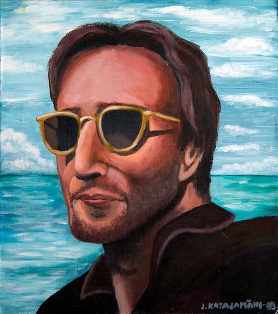 Luonnos: Lennon In Bermuda
