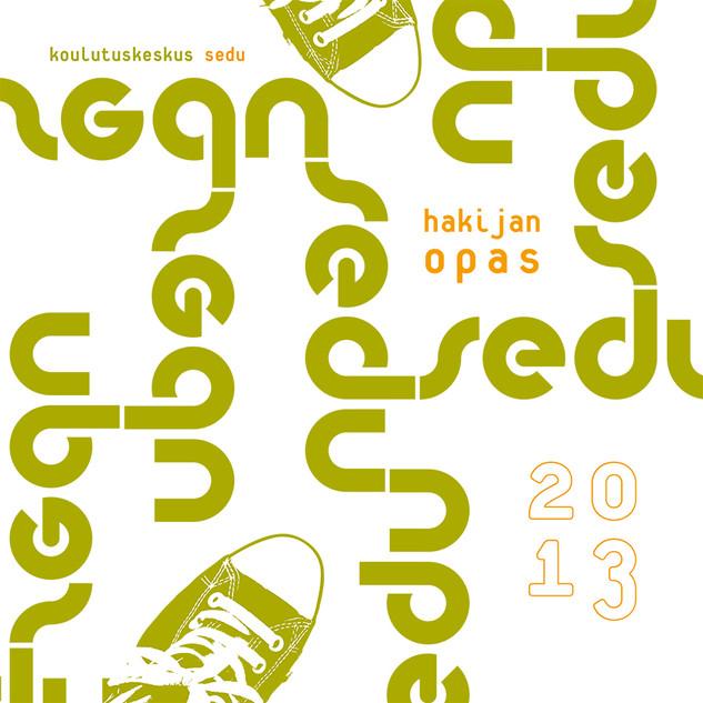 Sedun Hakijan Opas 2013