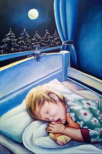 Fannyn Sininen Uni