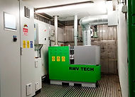 Power Plant Is Ready For Testing Work!