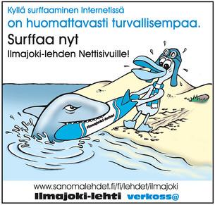 Ilmajoki-lehden Verkkosivut