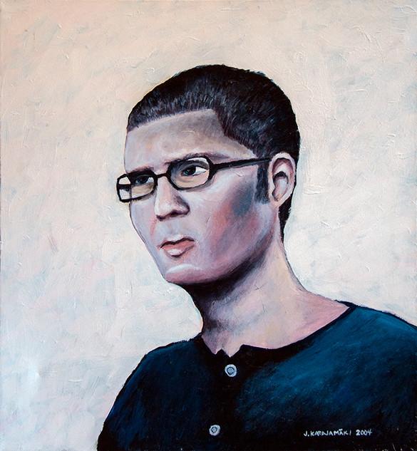 Omakuva / Self Portrait