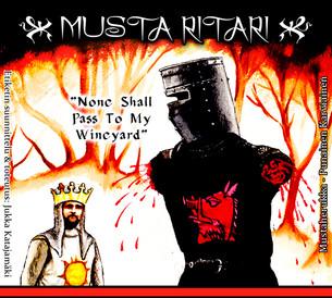 Musta Ritari -viini