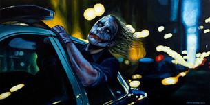 Men Make Plans And The Joker Laughs.