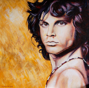 Jim Morrison: The Rider On The Storm