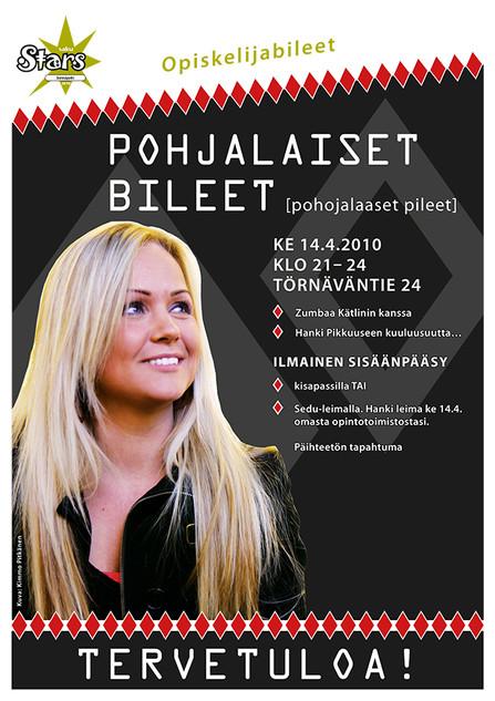 SakuStars2010: Pohjalaiset Bileet