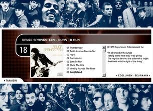Rock100 - 100 Rockin Maamerkkiä