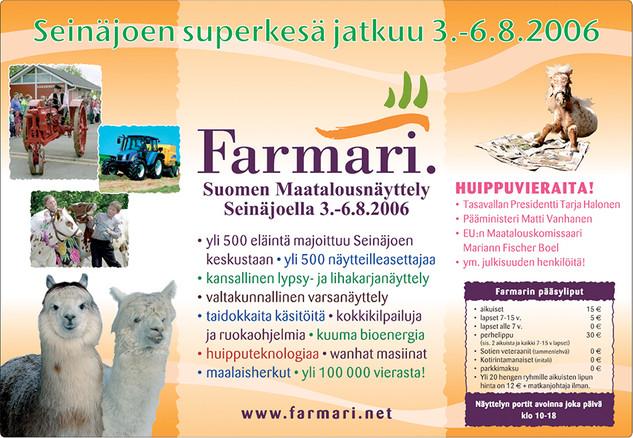 Farmari2006-messut