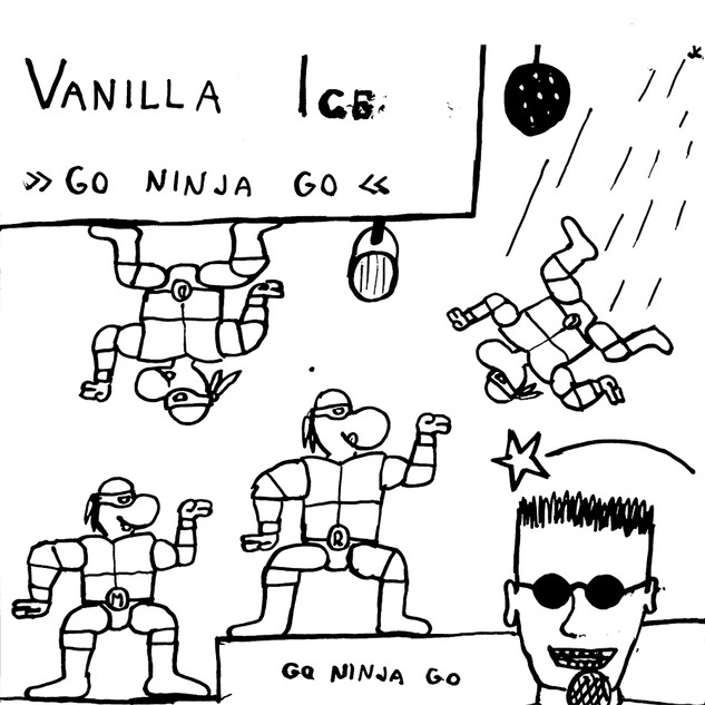 drawing_1991_note_vanilla_ice_go_ninja_g