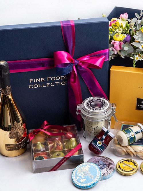 Armand de Brignac Brut Gold Easter Luxury Box