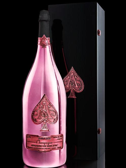 Armand de Brignac Champagne, Rosé, Methuselah, 6Lt