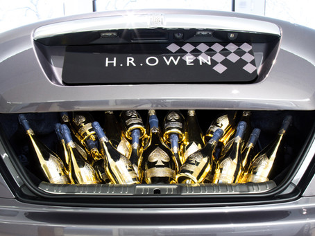 H.R Owen Host Intimate Rolls-Royce Event With Armand De Brignac