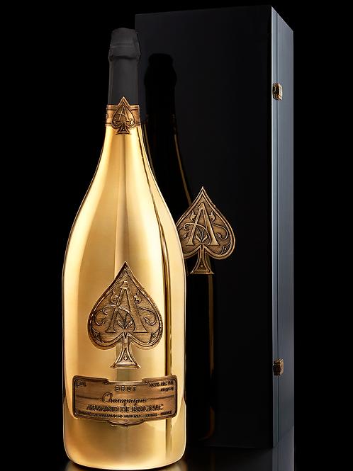 Armand de Brignac Champagne Brut Gold, Methuselah 6L