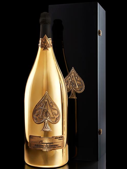 Armand de Brignac Champagne Brut Gold, Balthazar, 12Lt
