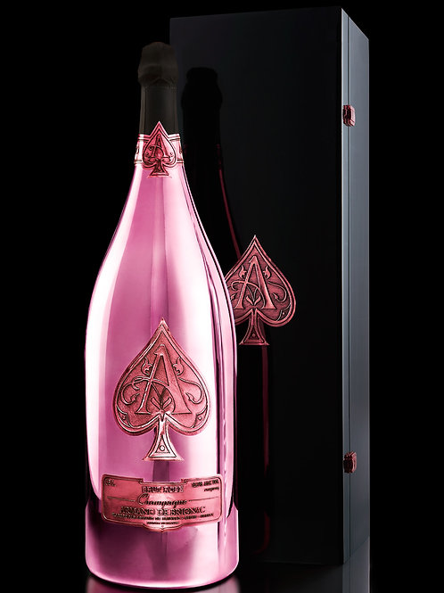 Armand de Brignac Champagne Brut Rosé, Balthazar, 12L