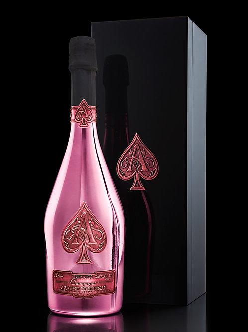 Armand de Brignac Champagne, Brut Rosé  750ml