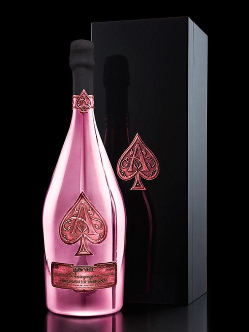 Armand de Brignac Champagne, Rosé, Magnum,1.5Lt