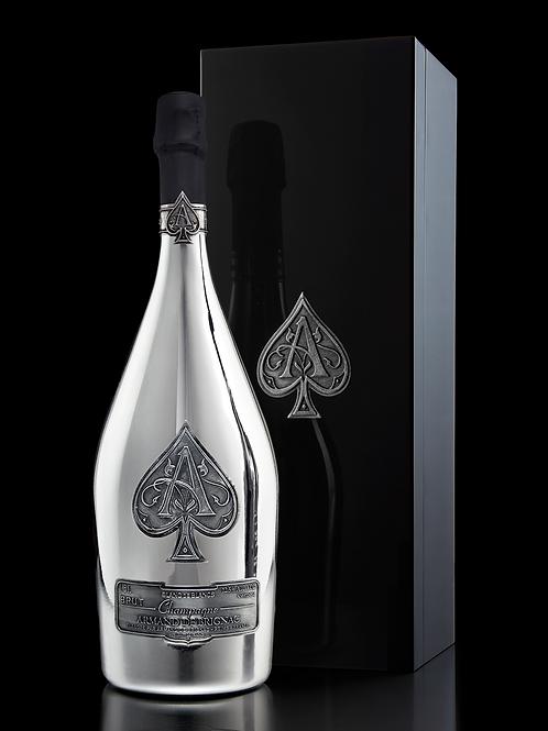 Armand de Brignac Champagne Blanc De Blancs, 1.5L