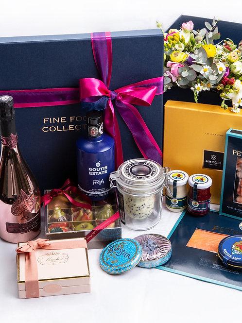 Armand de Brignac Rosé Easter Luxury Box