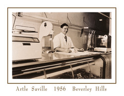 Artle Saville 1956