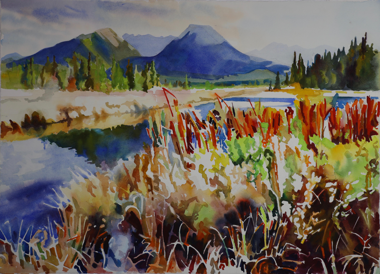 Vermillion Lakes 2