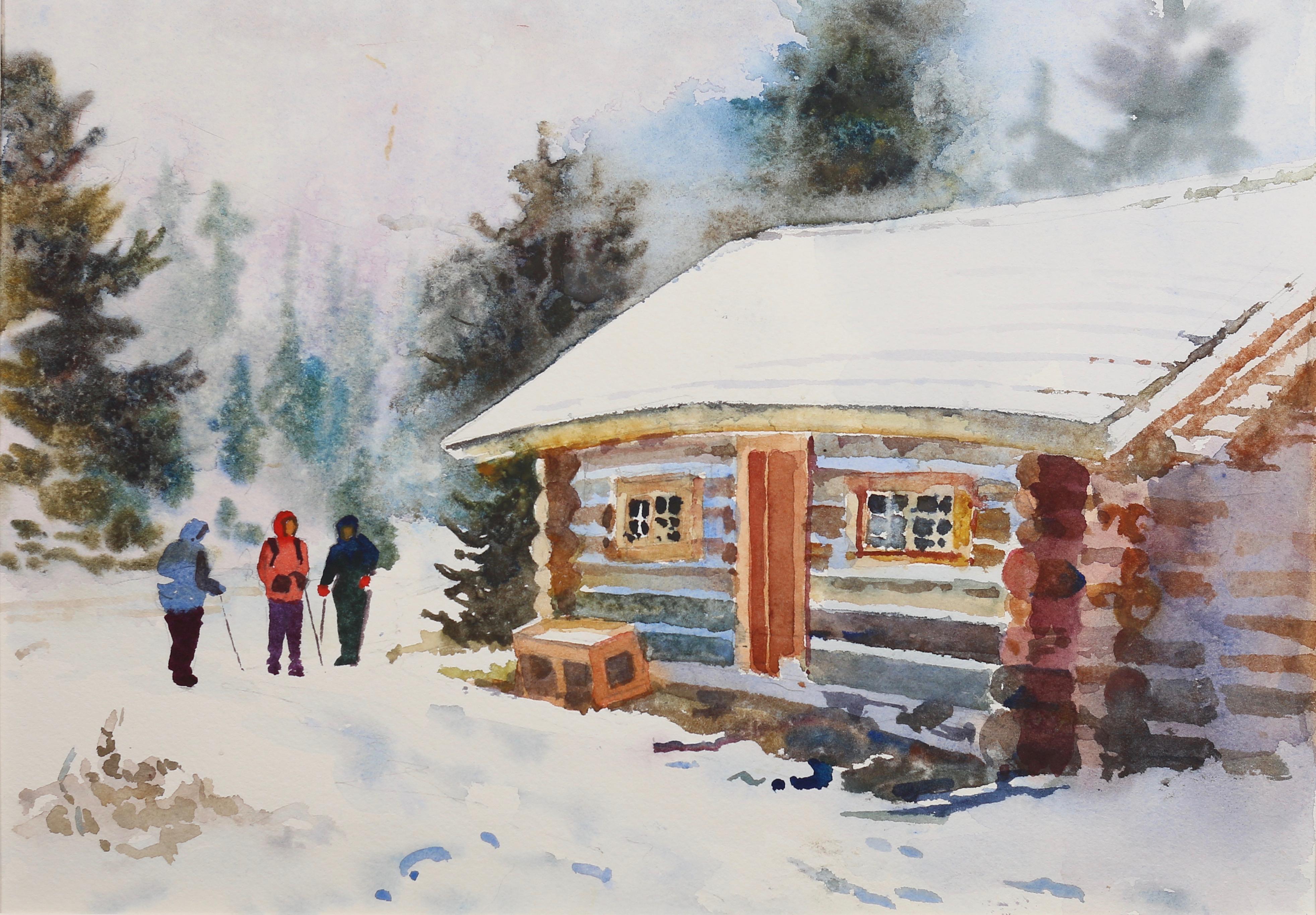 Alpine Hut, Lake O'Hara