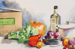 Organic Box Bounty