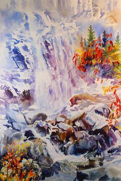 Below Tangled Creek