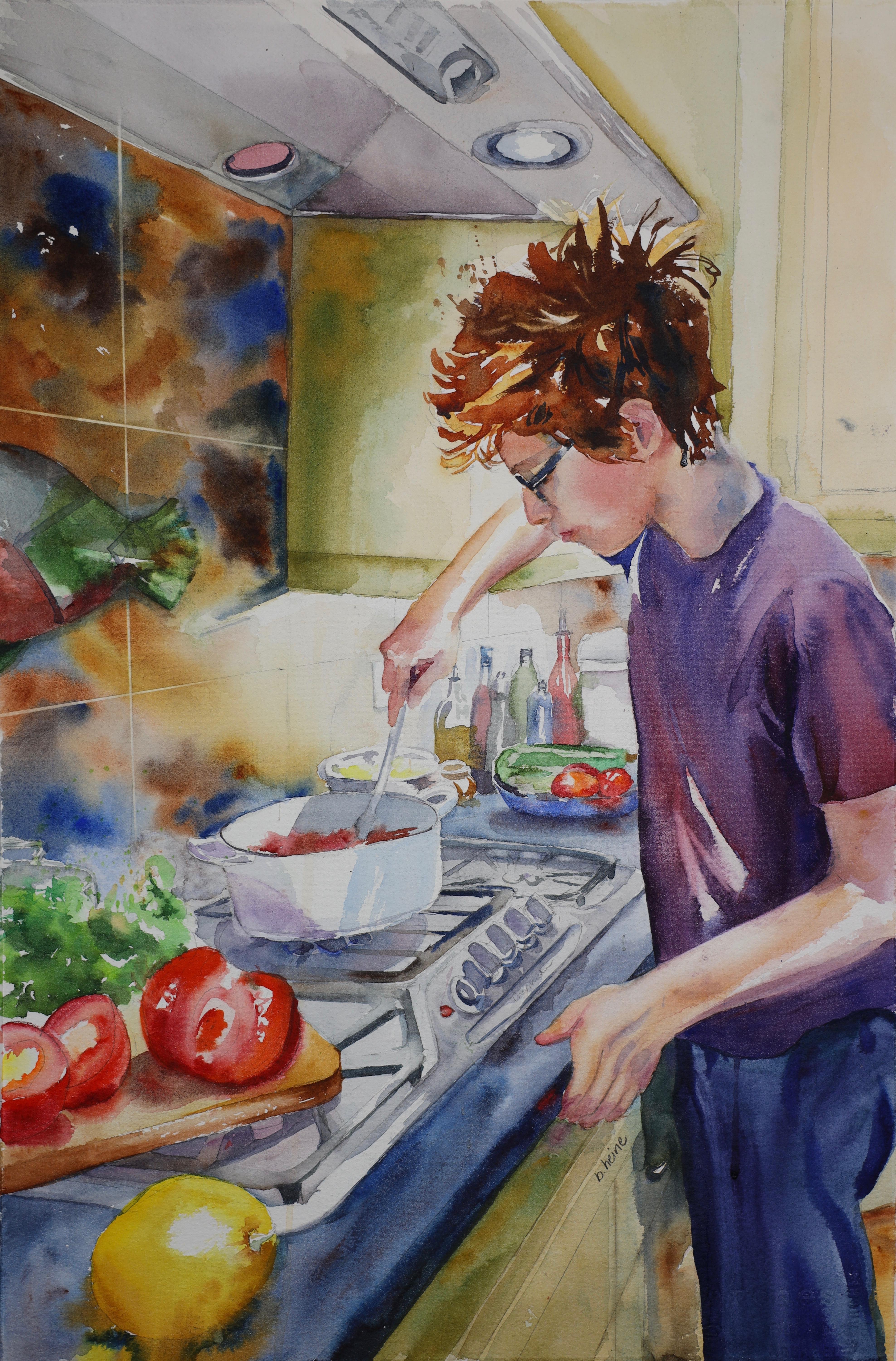 Aspiring Chef