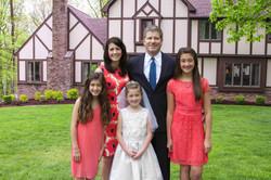 Ennis Family Portrait
