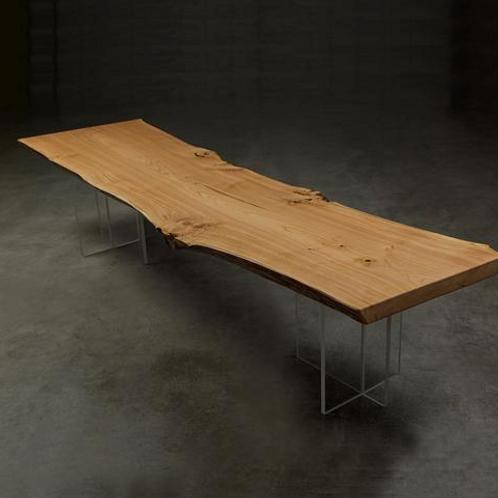 Chestnut Live-edge Table