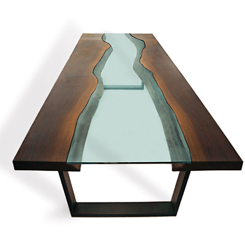 Black Walnut River Table