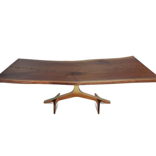 Black Walnut Butterfly Table XL