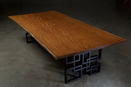 Afrormosia Dining Table