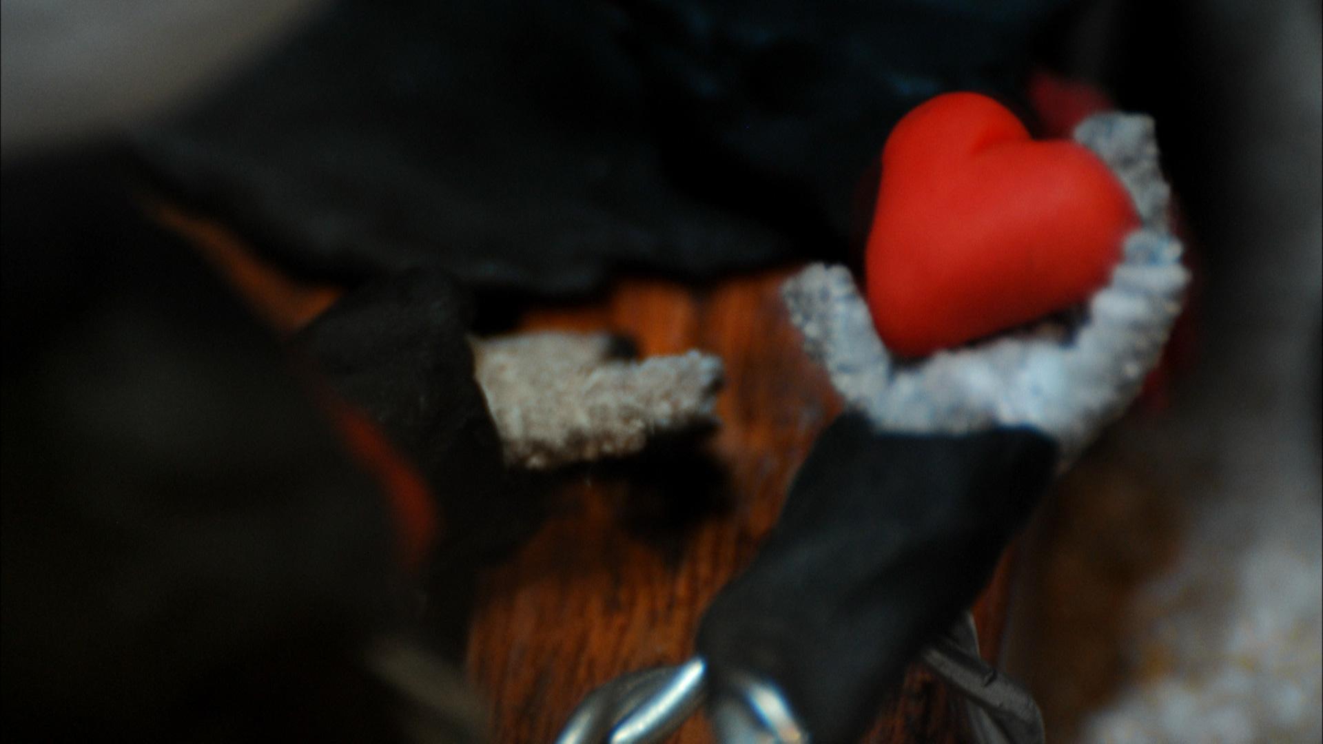 Dama de corazones