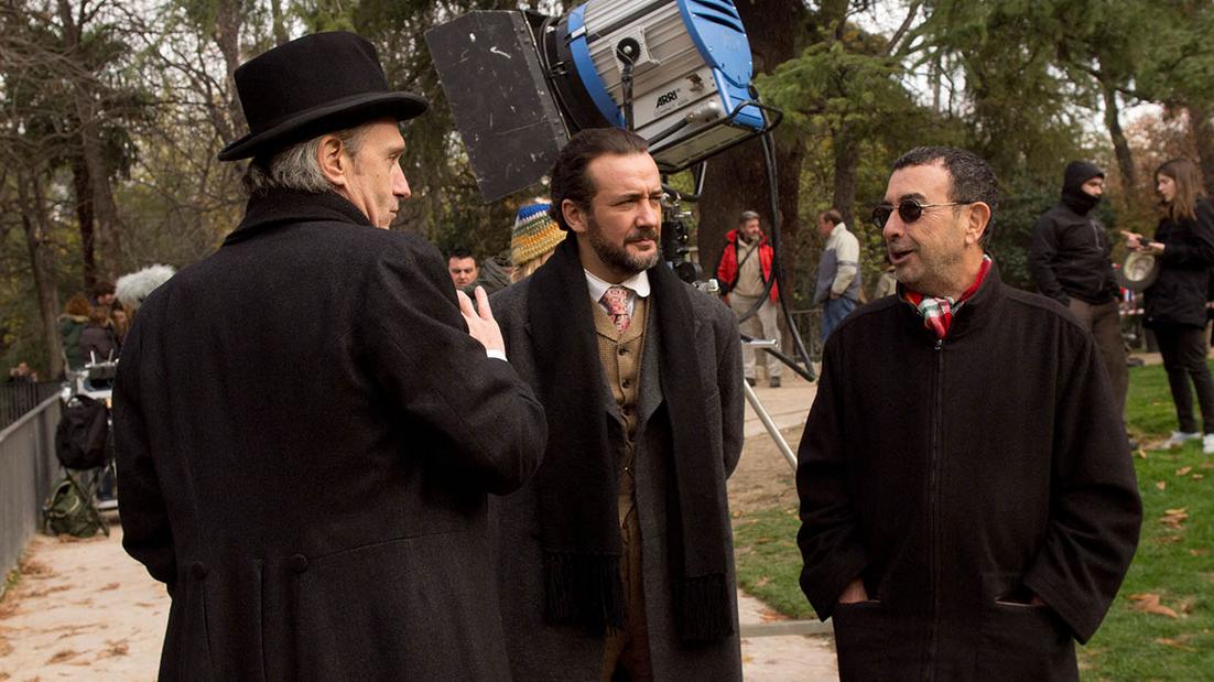 Holmes&Watson Madrid days
