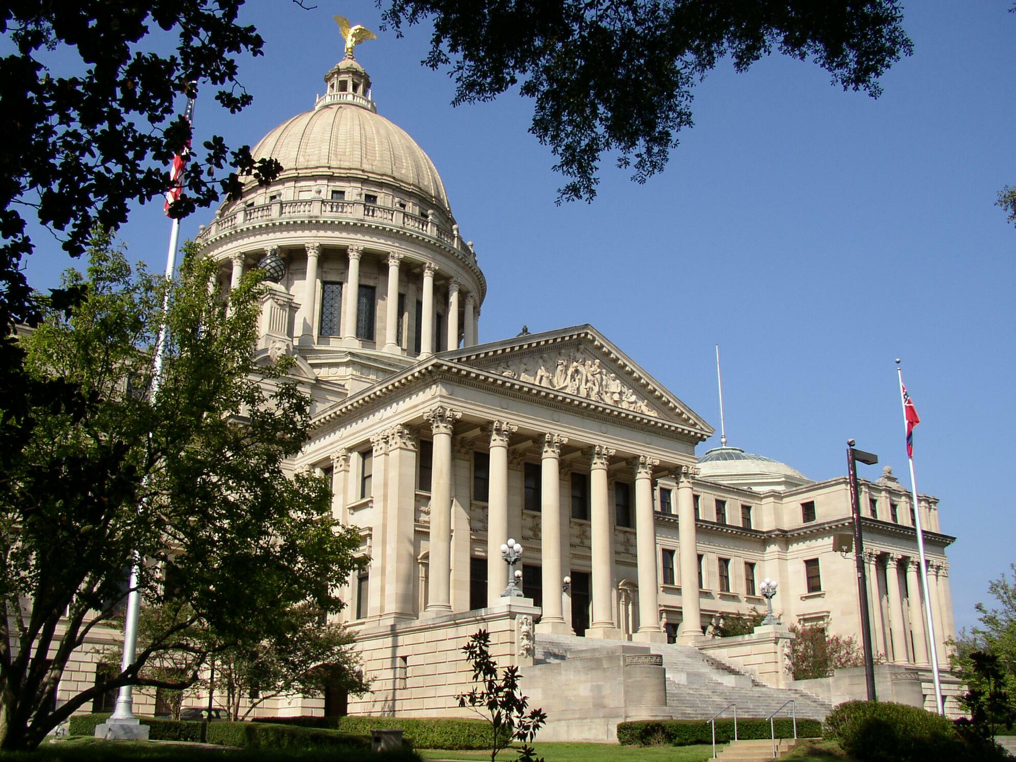 Mississippi State Capital