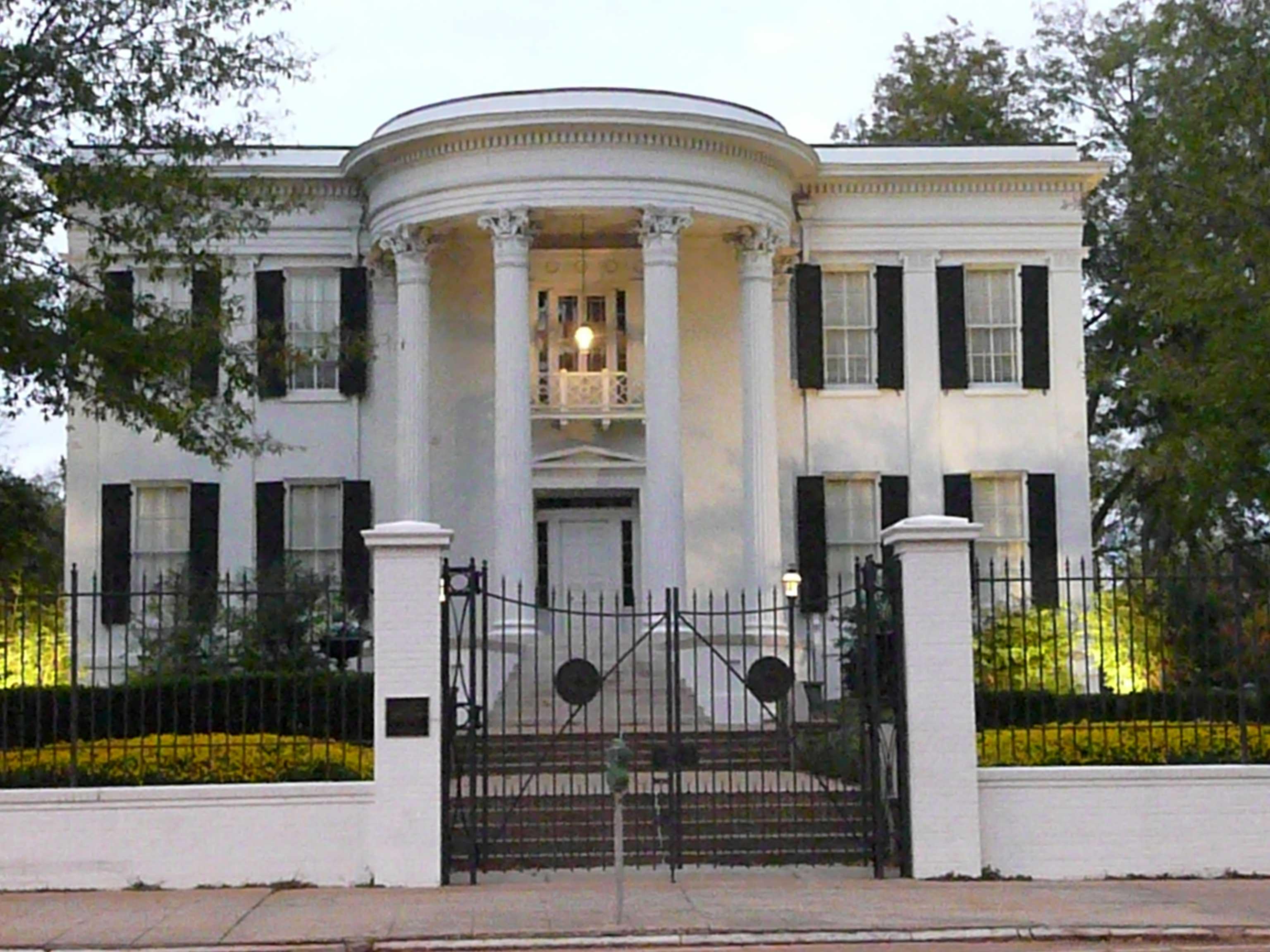 Mississippi Governors Mansion