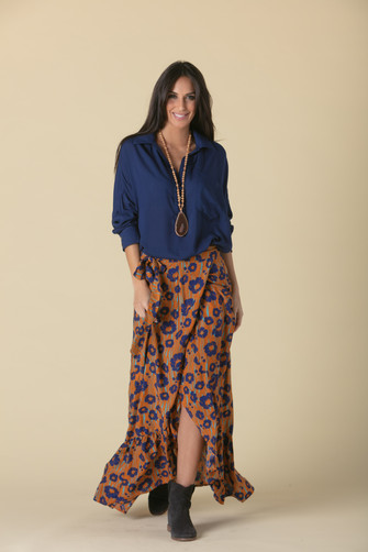 LILY LONG SKIRT