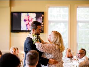 I danced at his wedding.