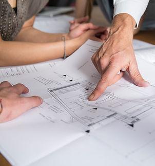 Gebäude-Pläne