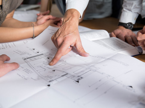 Construction Drawings and Contracts