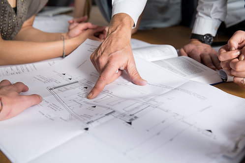 Plan de Maison sur mesure + Permis de construire -150m²