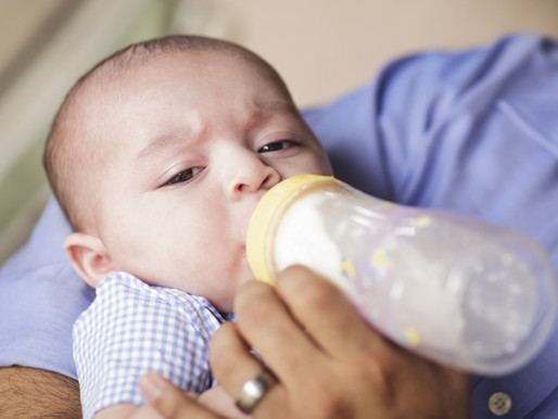A few things you may not know about baby formula