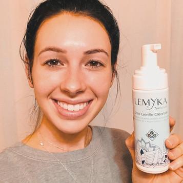 LEMYKA Gentle Face Wash