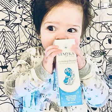 LEMYKA Baby Eczema Cream