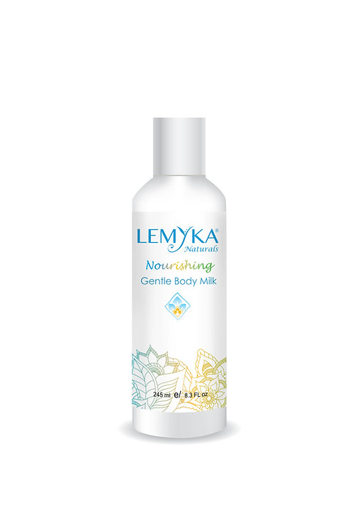 Gentle Baby Body Lotion | Fragrance-free & non-greasy | LEMYKA