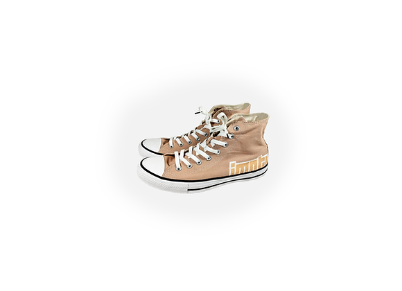 CONVERSE ALL STAR CHUCK TAYLOR HI Cream - IMPT